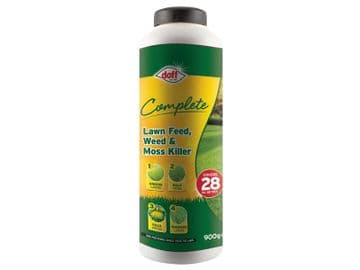 Complete Lawn Feed, Weed & Moss Killer 1kg